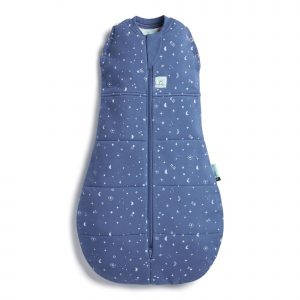 ErgoPouch Cocoon Swaddle Bag 2.5 TOG Night SKY - Lulabye